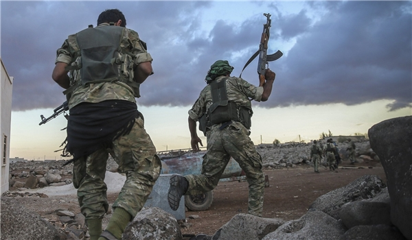 Terrorists flee from battlefields after SAA gains in Idlib province