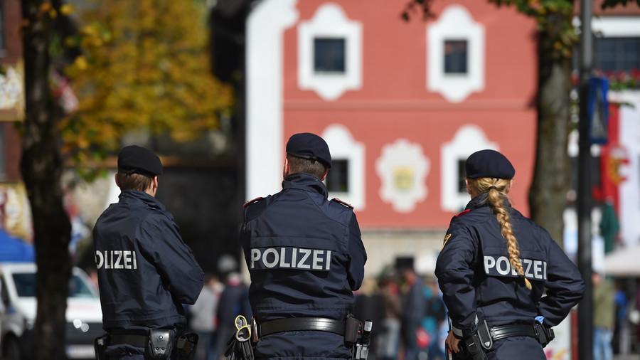 Austrian teens face trial over 'jihadist plot to kill police officers'
