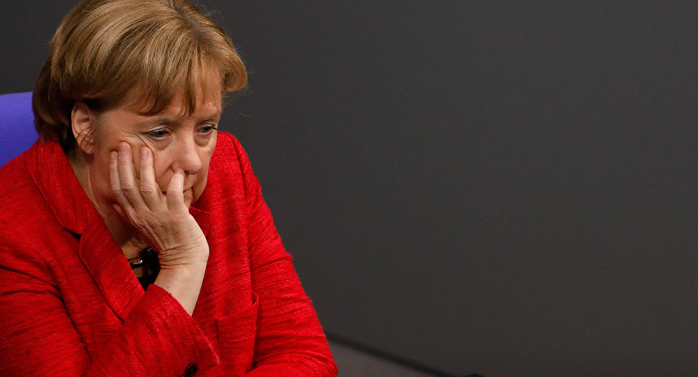 Coalition talks: Merkel tries to drag Germany out of political deadlock