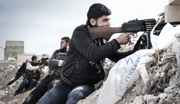 Why is Syria bleeding again?