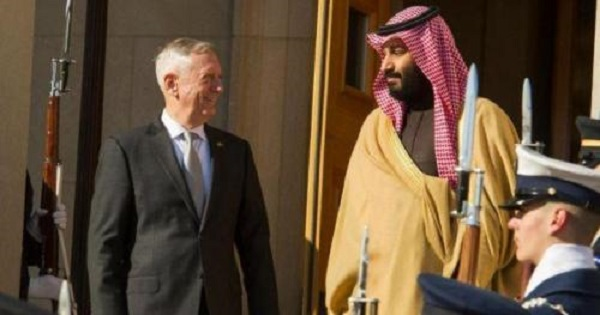 Trump Administration approves $1bln arms deal with Saudi Arabia, including 6,700 missiles