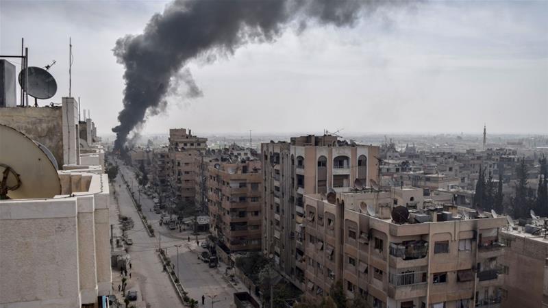 Syria Douma