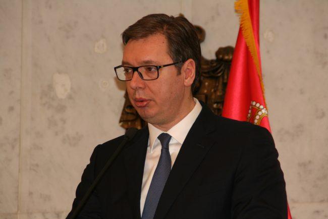 president Vucic