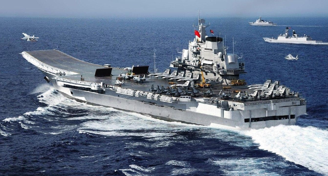 China cv-16 aircraft carrier