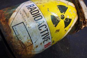 radioactiev waste