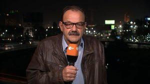 Uli Gack ZDF reporter german