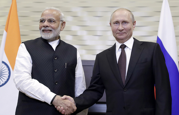 Russia, India to discuss further military cooperation