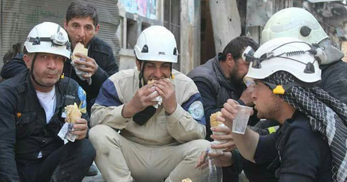 Future of the White Helmets uncertain after US reportedly cuts off funding