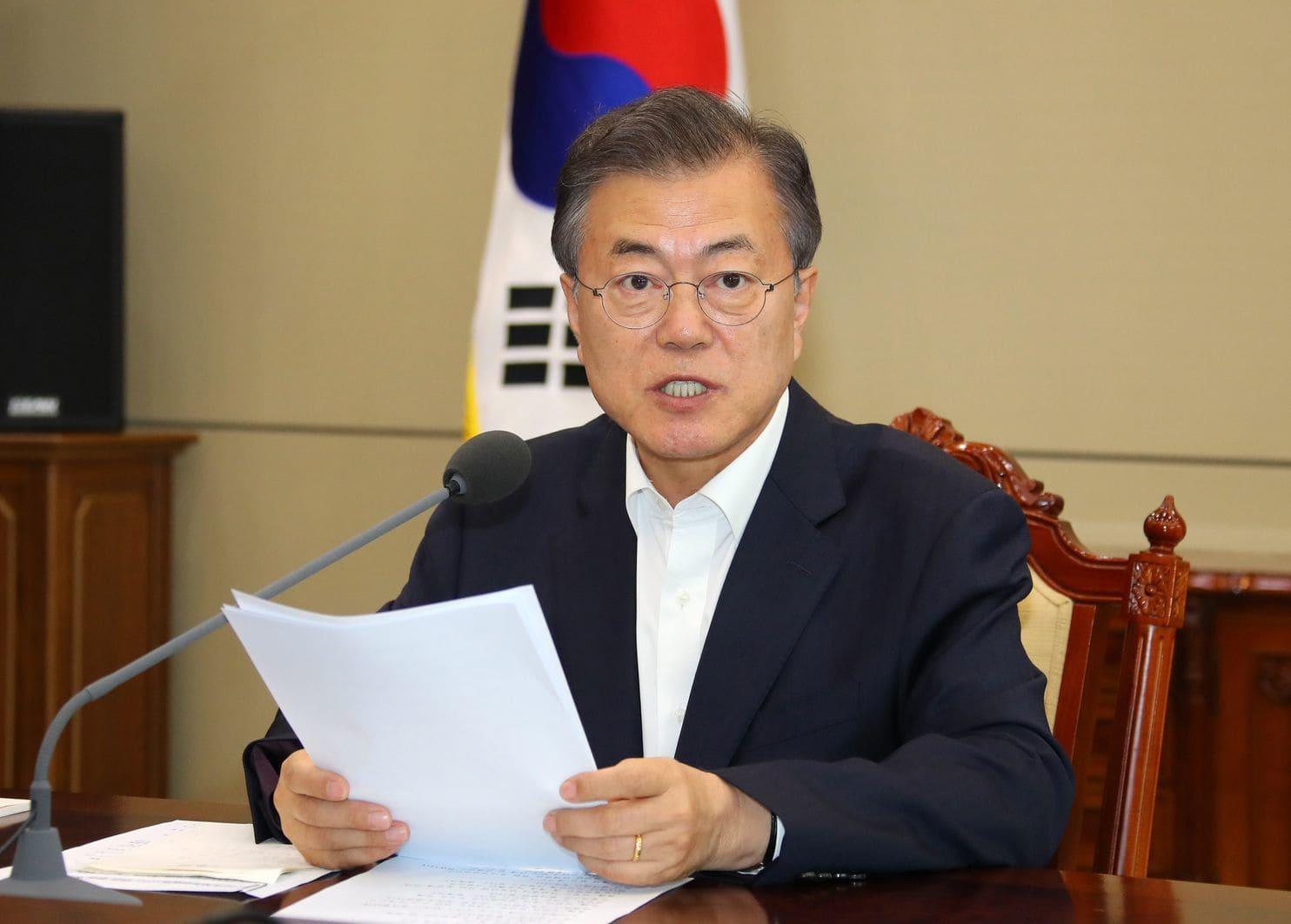 S. Korea's leader praises North's plan to dismantle nuke site