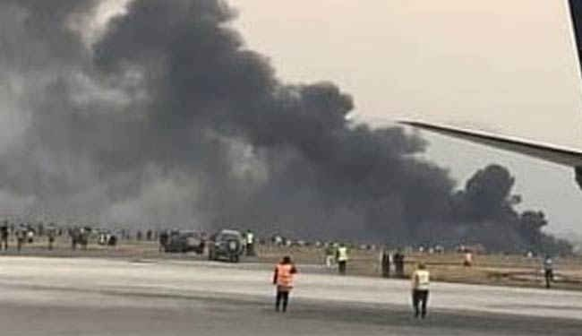 Boeing 737 with over 100 passengers aboard crashes in Havana