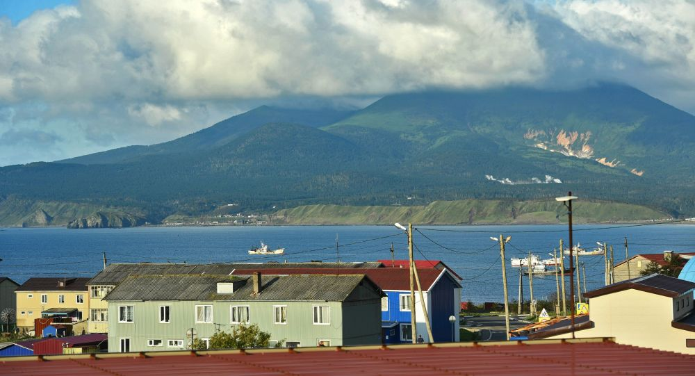Japan protests telecom laying cable to Russian Kuril islands