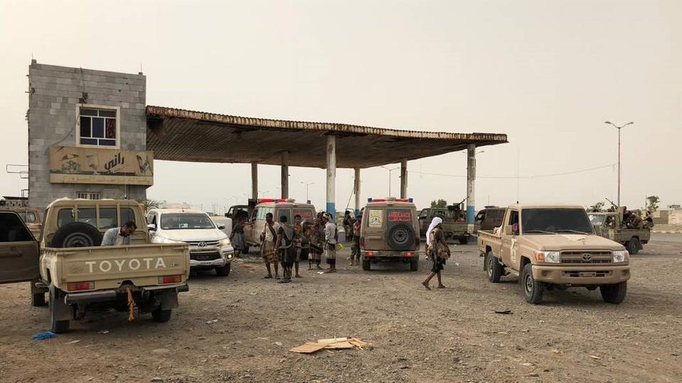 Saudi-led coalition announces control over Hodeidah airport in Yemen