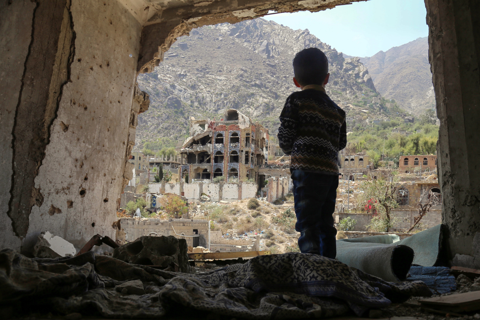 UN ceasefire plan for Yemen could stop the war