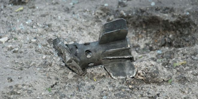 Terrorists shell Daraa city, no causalities reported
