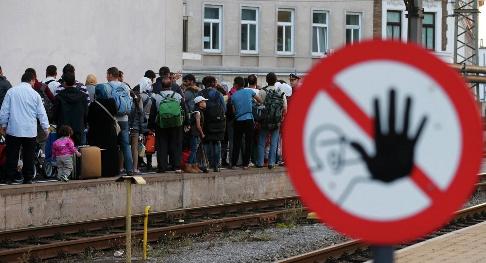 German coalition parties reach final deal on migrant policy