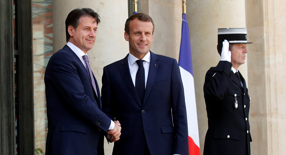 Trump's new favourite: Why US-Italy relations get on France's nerves