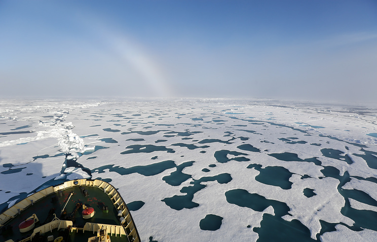China interested in developing tourist routes to Russian Arctic