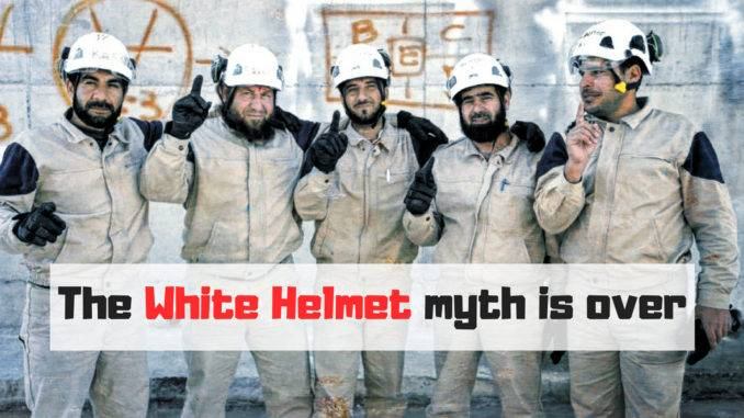 More Lies About the White Helmets