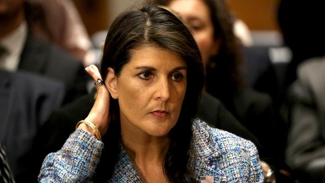 Haley: Russia 'never will be' friend of US
