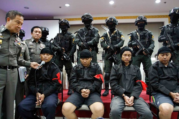Soros-funded HRW Defends Terrorists, Accomplices in Thailand