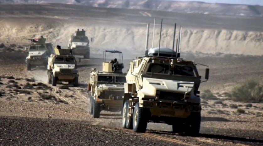 Egyptian Army kills 52 terrorists in Sinai Op