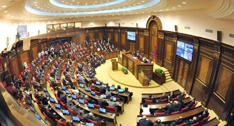 Armenia under threat: Parliament commented on Pashinyan's words