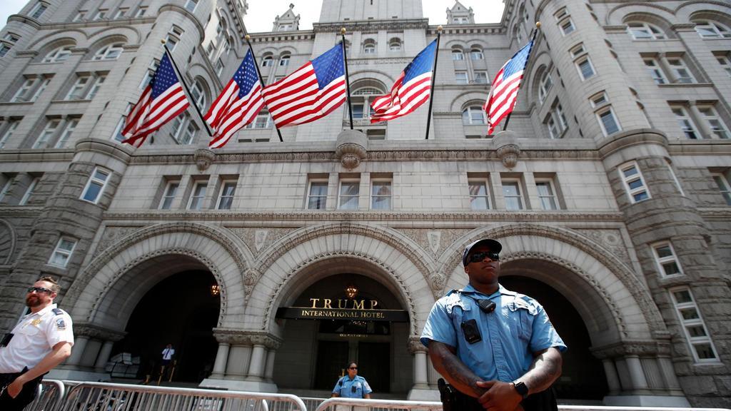 Democrats can sue Donald Trump over emoluments, judge says