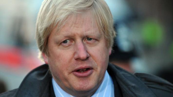 Boris Johnson faces backlash over 'suicide vest' remark