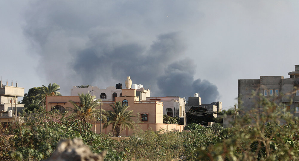 Libyan Government of National Accord Announces New Truce Near Tripoli