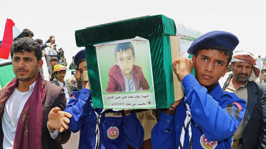 Saudis insist Yemen school bus airstrike was 'legitimate,' question authenticity of photos