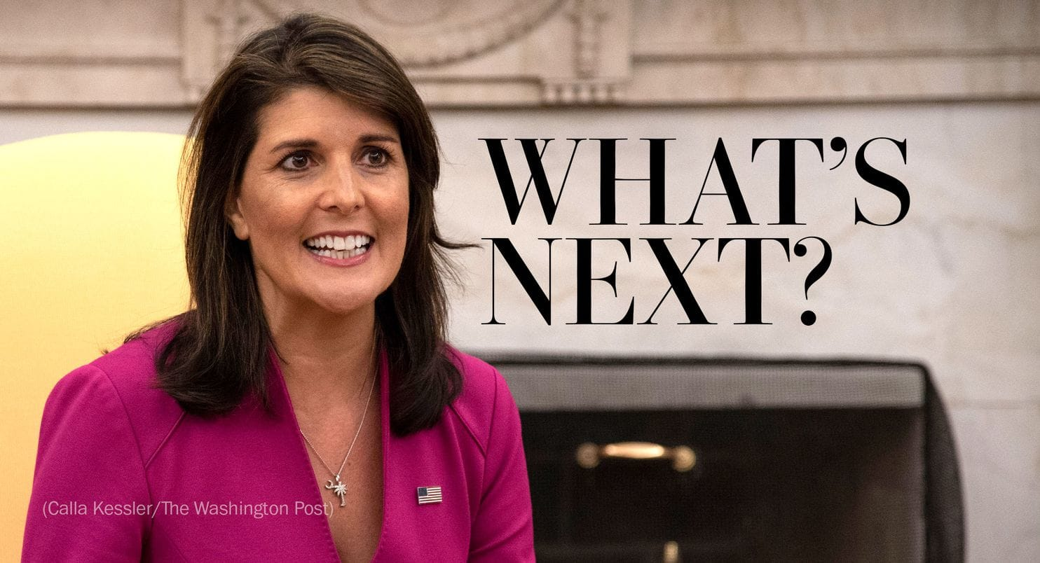 What Nikki Haley's departure means for the world
