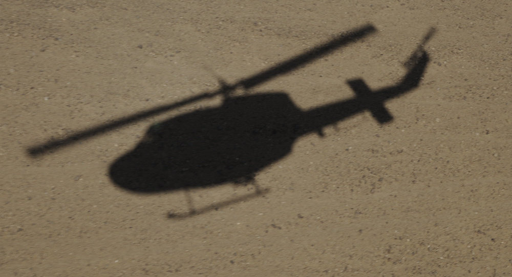 Military helicopter crashes in Afghanistan, killing at least 20