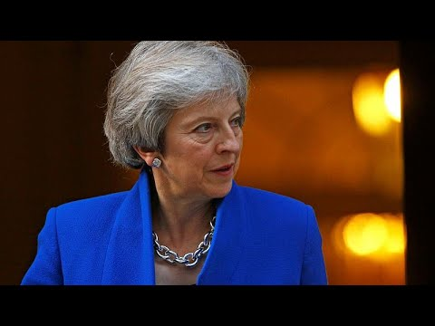 May has lost all hope of getting opposition MPs to back her