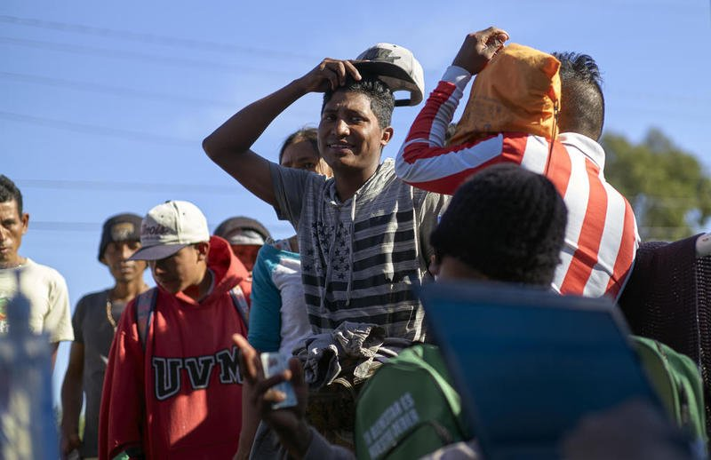 Mexico indicates it will house migrants and seek aid for Central America