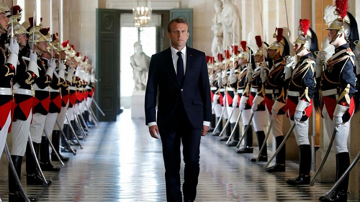 Who's Trying to Prevent France from becoming Europe's Leader