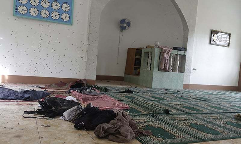 Philippines: Grenade Attack On Mosque Kills Two