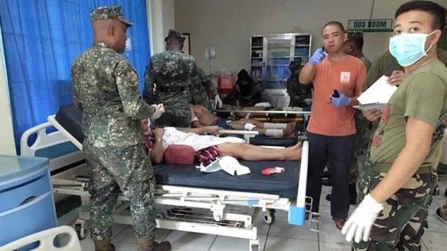 At least 20 dead in Jolo Cathedral bombing
