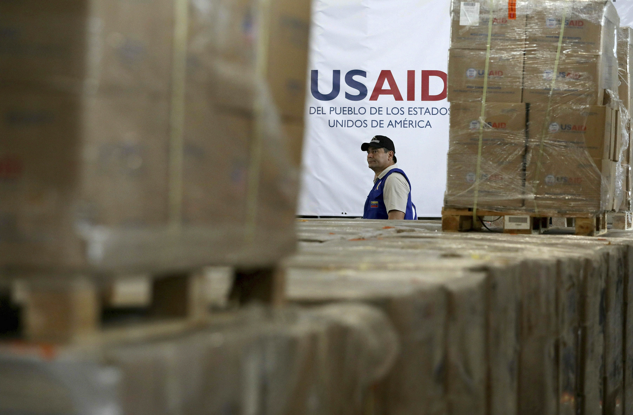 US Humanitarian Convoy for Venezuela Contained Expired Goods