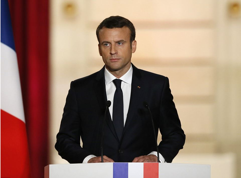 Macron discussed need for broad digital tax deal with Trump