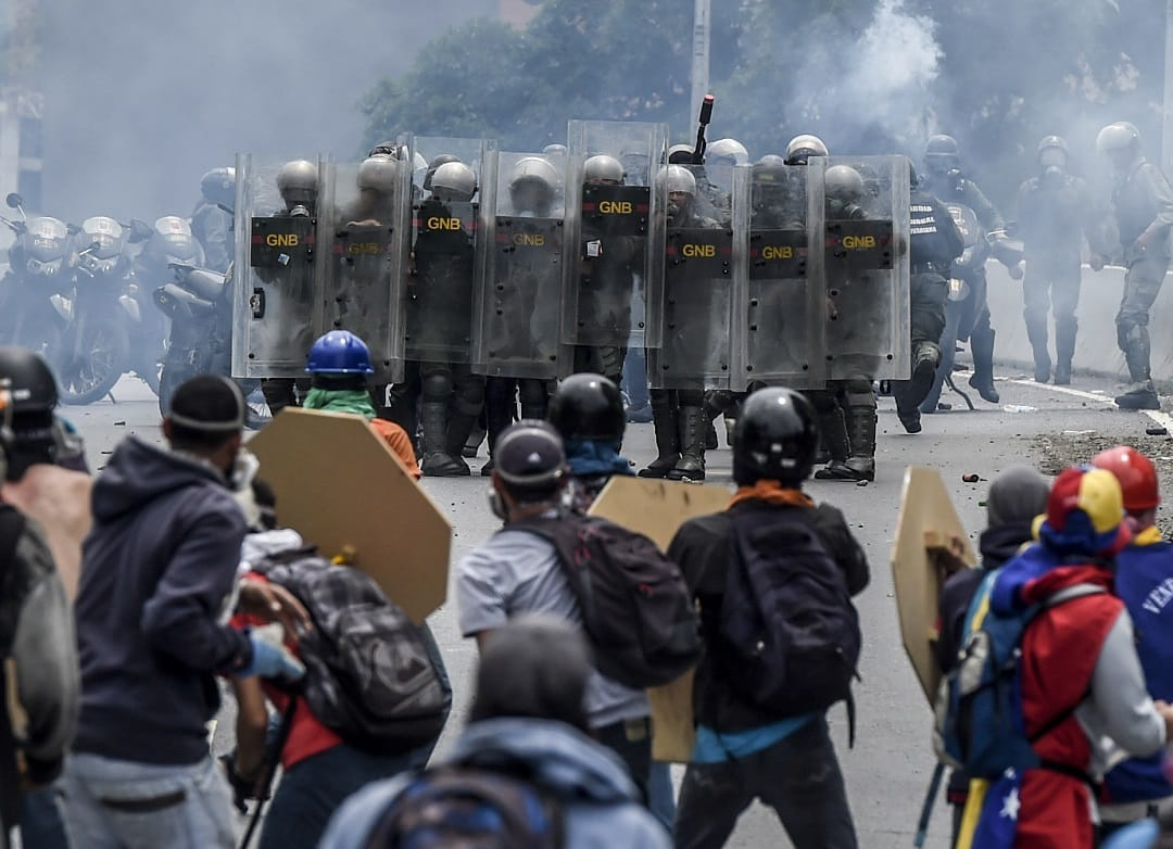 Mexico Calls On Venezuelan Сonflict Sides To Abstain From Using Force