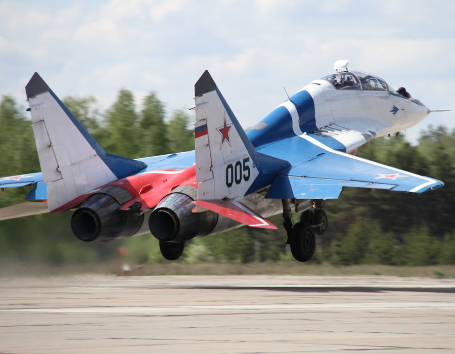 India plans to buy 21 MiG-29 jet fighters from Russia: RIA