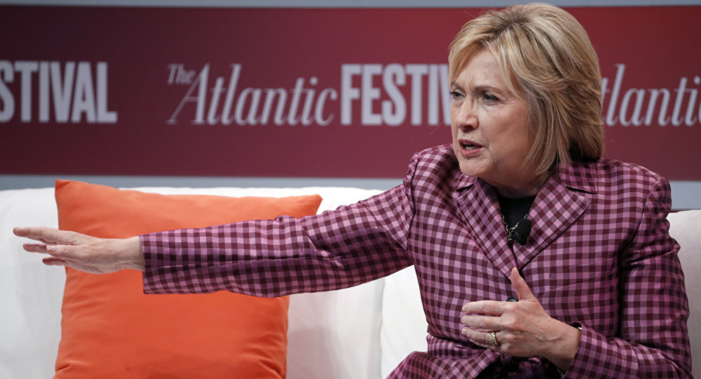Hillary Clinton Says She Lost 2016 After Republicans 'Gutted Voting Rights Act'