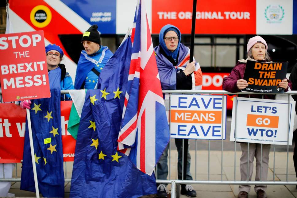 EU says it needs a Brexit 'yes' from UK parliament