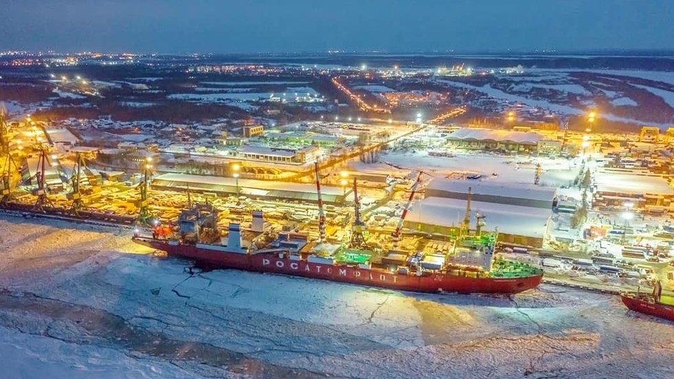 Russian shipments of LNG to Europe & Asia leave United States well