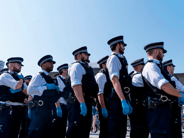 UK Police 'Screen out' Nearly Half of Crime Reports While Every 'Hate Incident' Investigated
