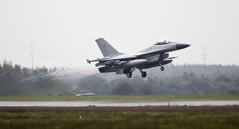 Denmark Threatens Russia With Fighter Jets in 'Low-Tension' Arctic