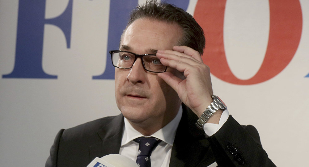 Austrian Prosecution Sees No Reasons to Launch Probe Into Strache Video Scandal