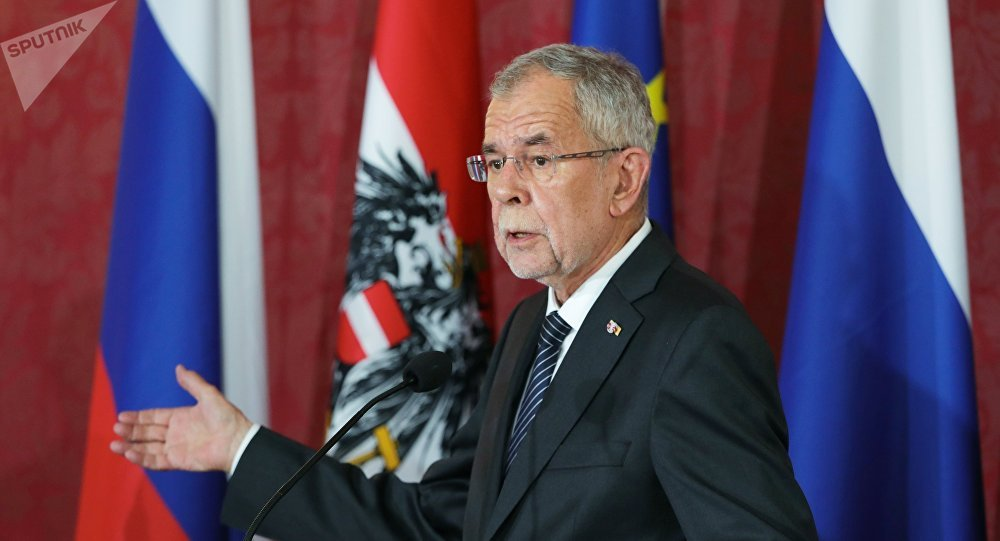 Austrian President Calls Video With Former Vice-Chancellor Strache 'Shameful'
