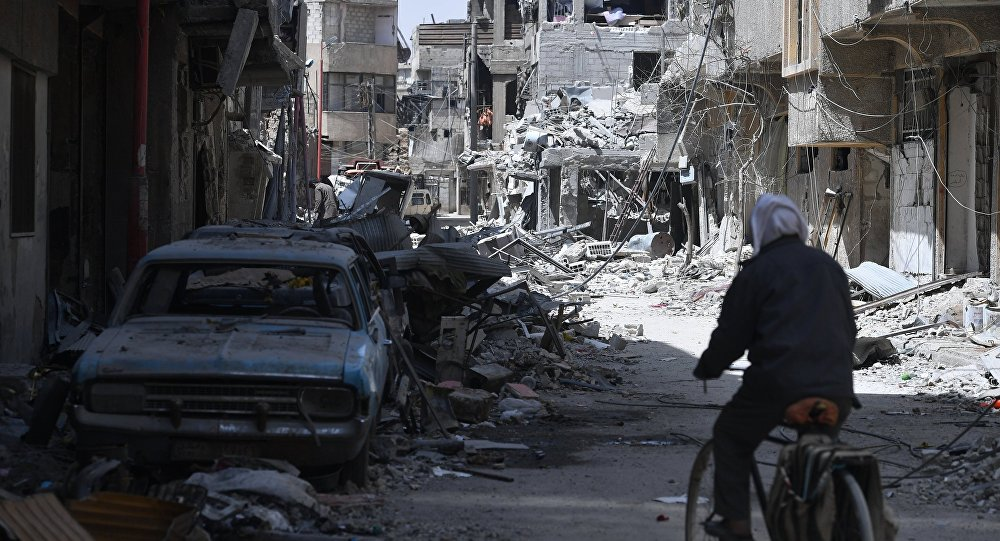 Syria and Chemical Weapons – Secrets and Convenient Lies