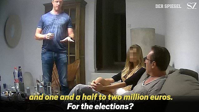 """Fake Oligarchs And Russian Interference In Austrian Politics. Who Was Really Behind """"Operation Strache""""?"""